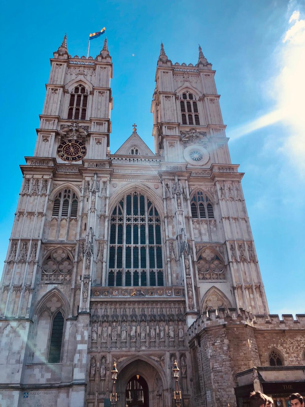 Abbazia di Westminster Londra