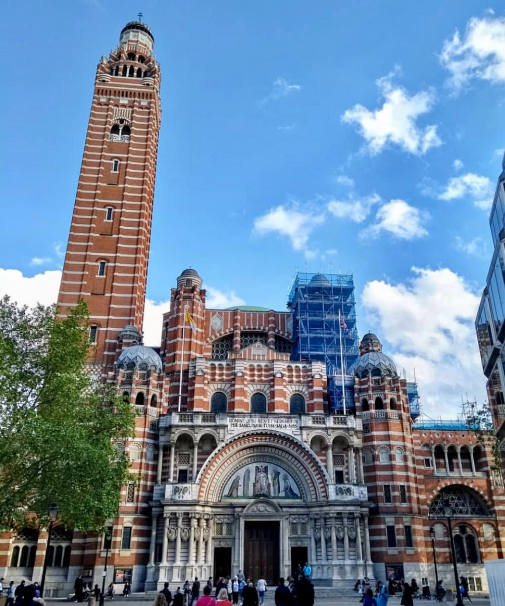 Cattedrale di Westminster Londra