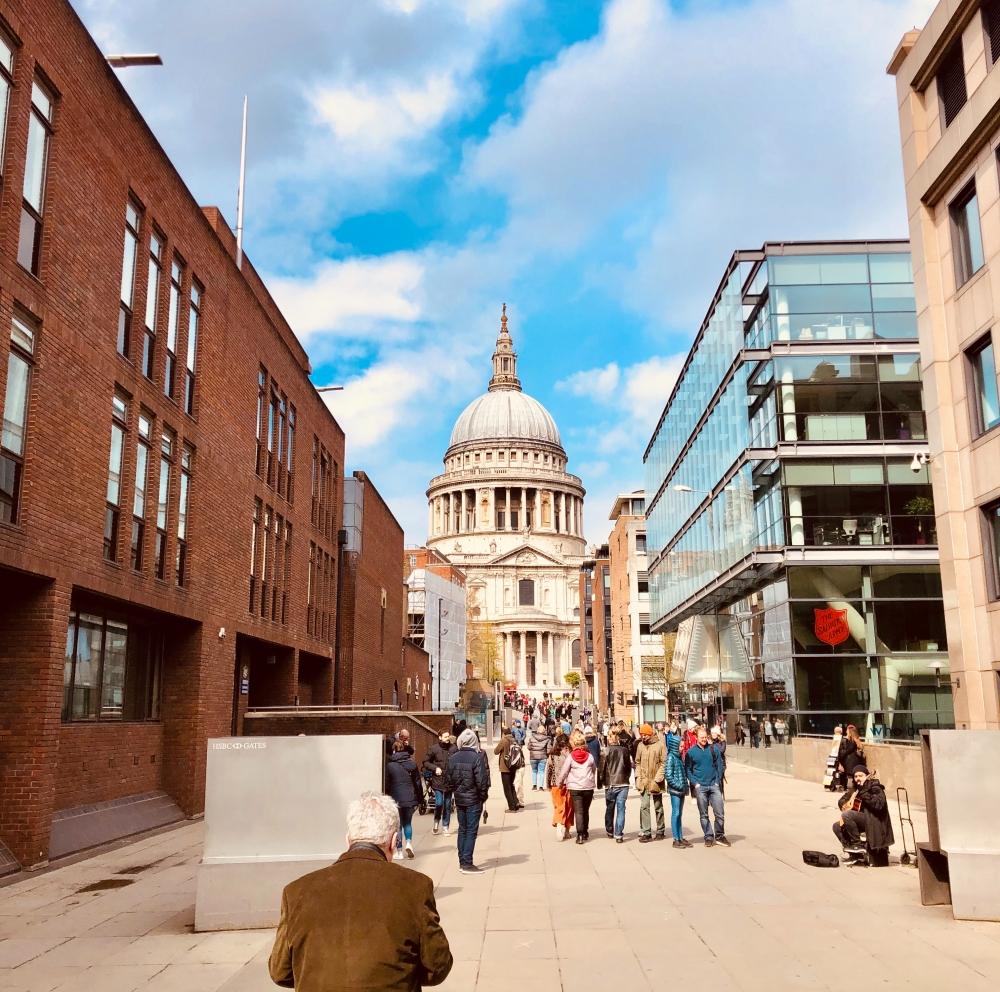 Cattedrale di St Paul Londra
