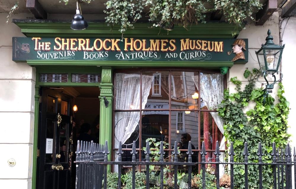 Museo Sherlock Holmes Londra