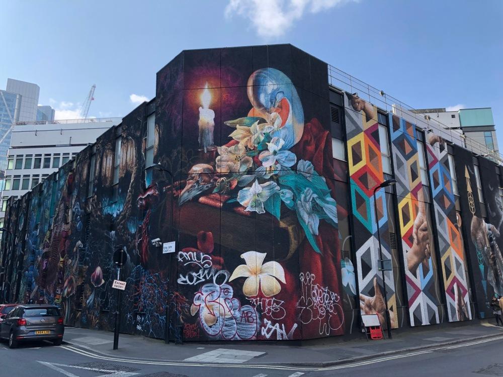 murales londra
